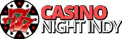 Casino Night Indy Logo